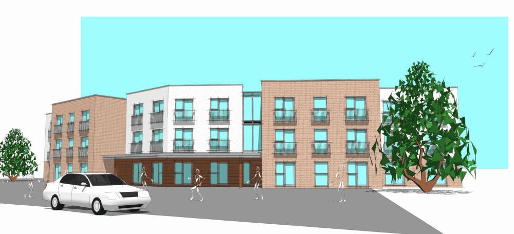 new build apartments