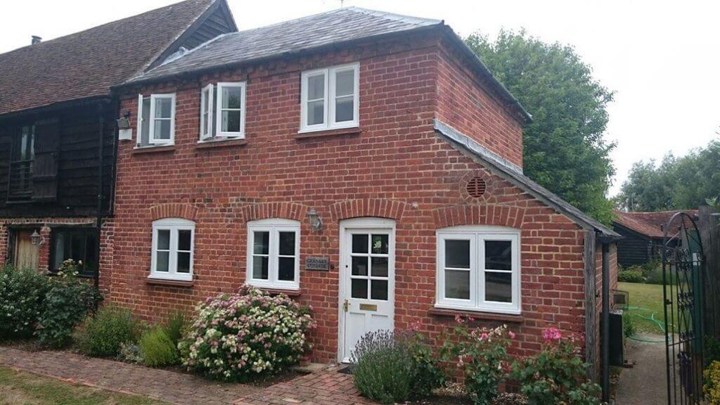 installing timber windows